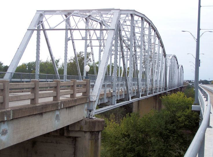 Spit off the old iron bridge in Bastrop, TX, and join the Society of Bridge Spitters! #Bastrop #Texas #bridgespitters