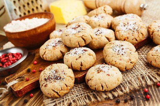 Мастер-класс: готовим овсяное печенье