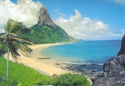 @ The Beach: Location - Fernando De Noronha, Brazil