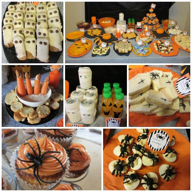 Elenarte: Halloween: Recetas de miedo II