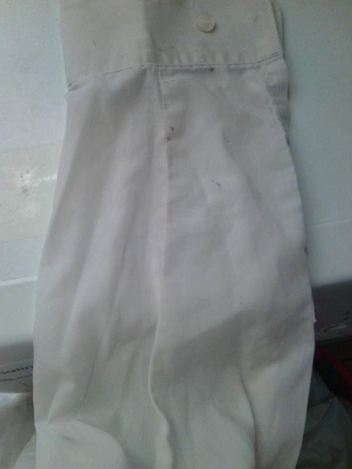 Cu doar doua capsule de #persil Power Mix, am obtinut haine impecabile. Alta data foloseam doua masuri de detergent pudra, doua masuri de clor si o masura de balsam 2ore la 90°