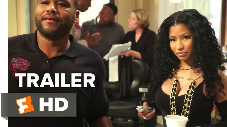 Barbershop: The Next Cut Official Trailer #1 (2016) - Ice Cube, Nicki Mi...