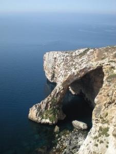 Malta - Błękitna Grota. Fot. RMF FM