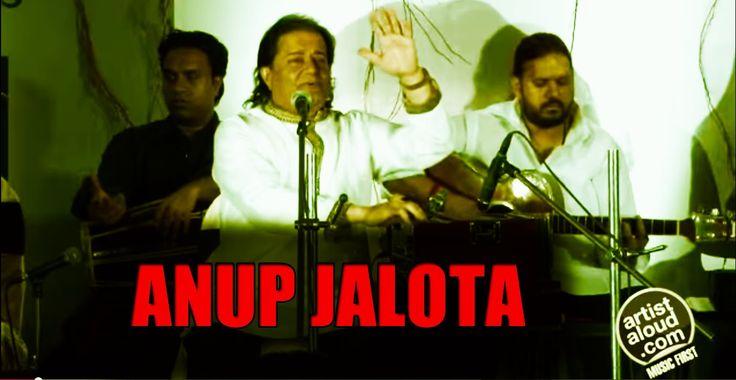 Chand Angadaiyan Le Raha Hai I Anup Jalota I Live Peformance I ArtistAloud