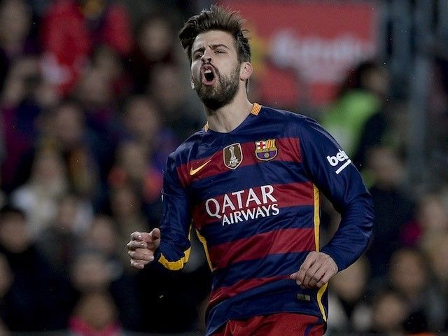 Gerard Pique eyeing back-to-back trebles #Champions_League #Barcelona #Football
