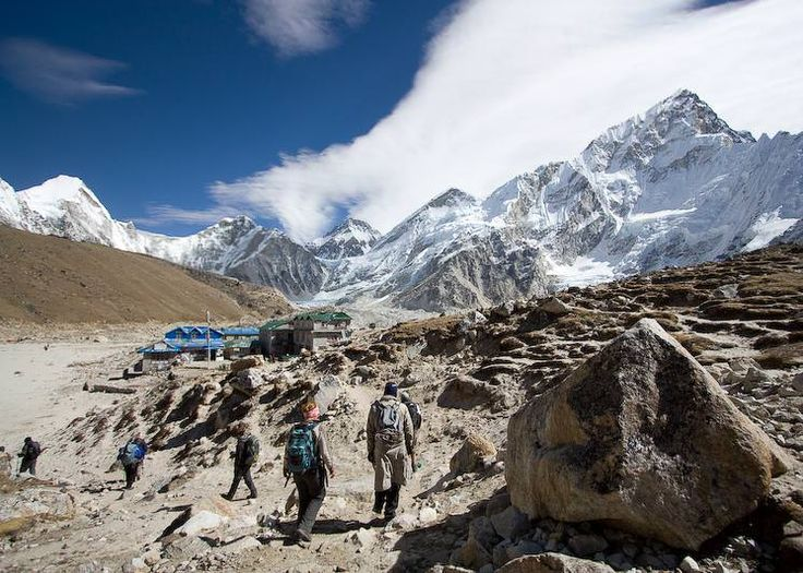 TREKKING SAFELY IN NEPAL