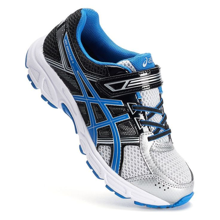 ASICS GEL-Contend 4 Preschool Boys' Running Shoes, Size: 11 Wide, Grey Other