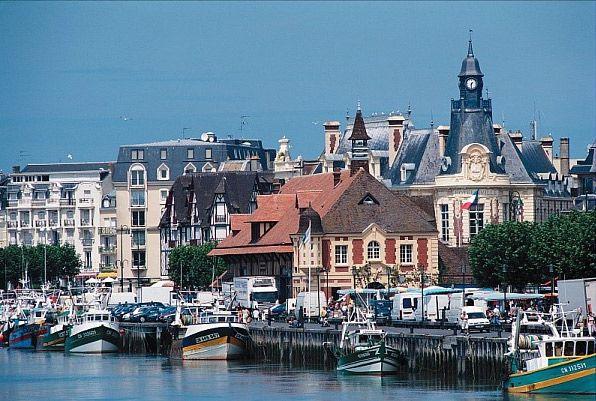 Trouville sur Mere, Normandy, France