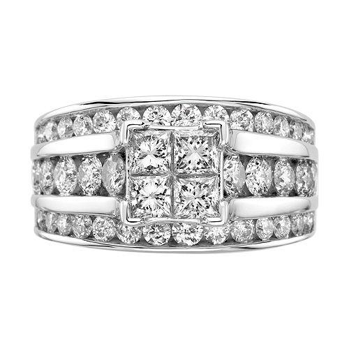 Carat Diamond Ring Fred Meyers