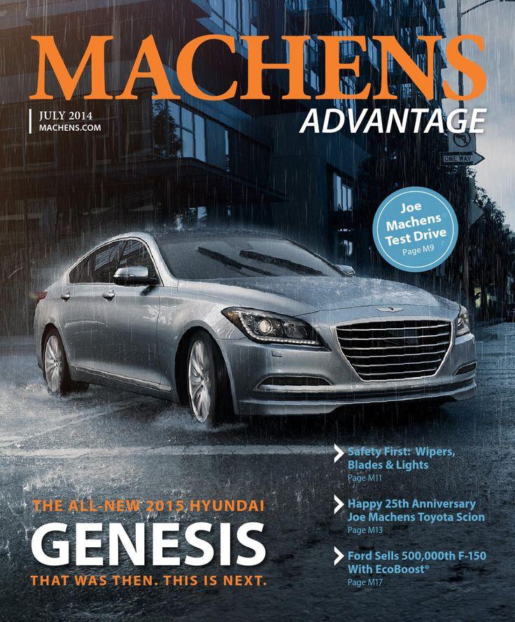 29 best Machens Advantage Magazine images on Pinterest | Magazine ...