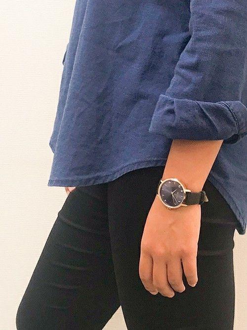 NIXON(NIXON)|NIXONの腕時計を使ったコーディネート