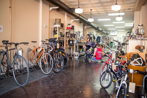 New bike shop in town - Switchback Cyclery