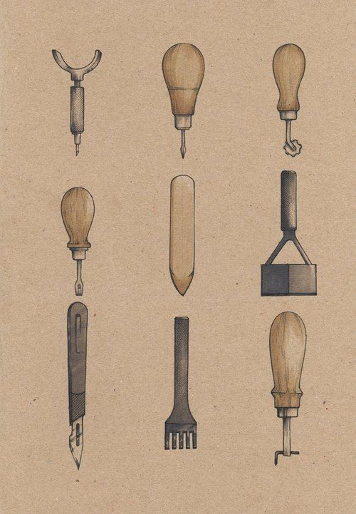leather craft | Tumblr