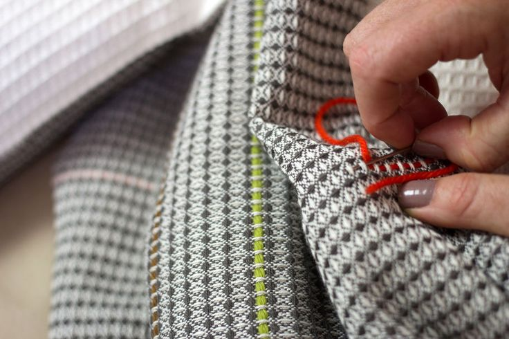 Choose from a range of wools to create your own exclusive colour combination. Play with the base fabrics to create a palette that compliments. Waffle Design's bespoke service. Discover Waffle Design's story In The Window.