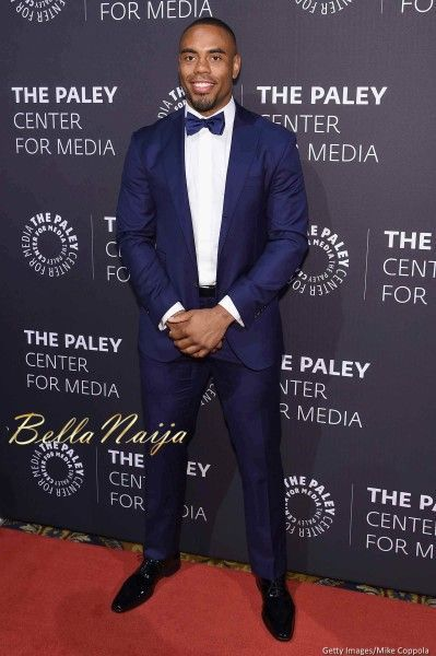 Rashad Jennings - The Paley Center Tribute To African-American Achievements In Television