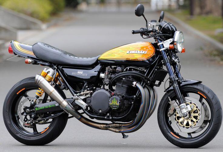 RCM-121 / Z1 #Kawasaki