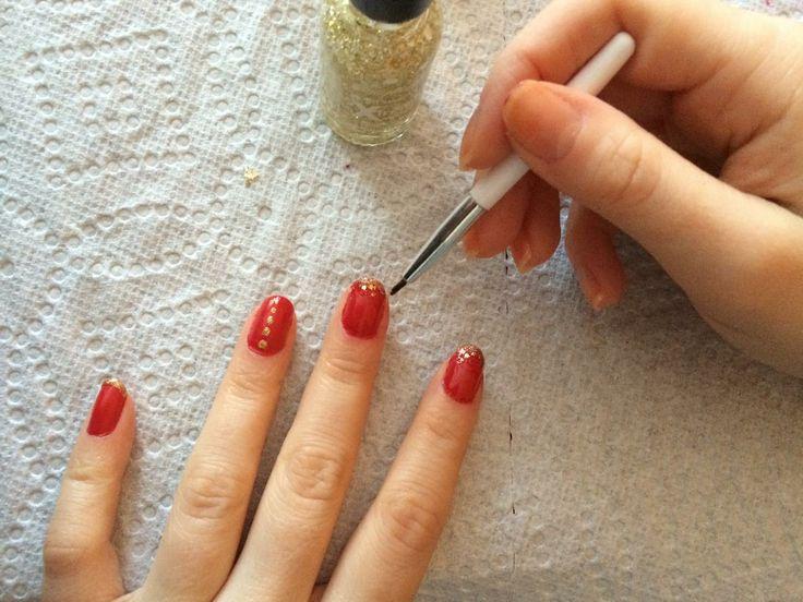 Nail Art: une manucure glamour pour les Oscars | Elle Québec