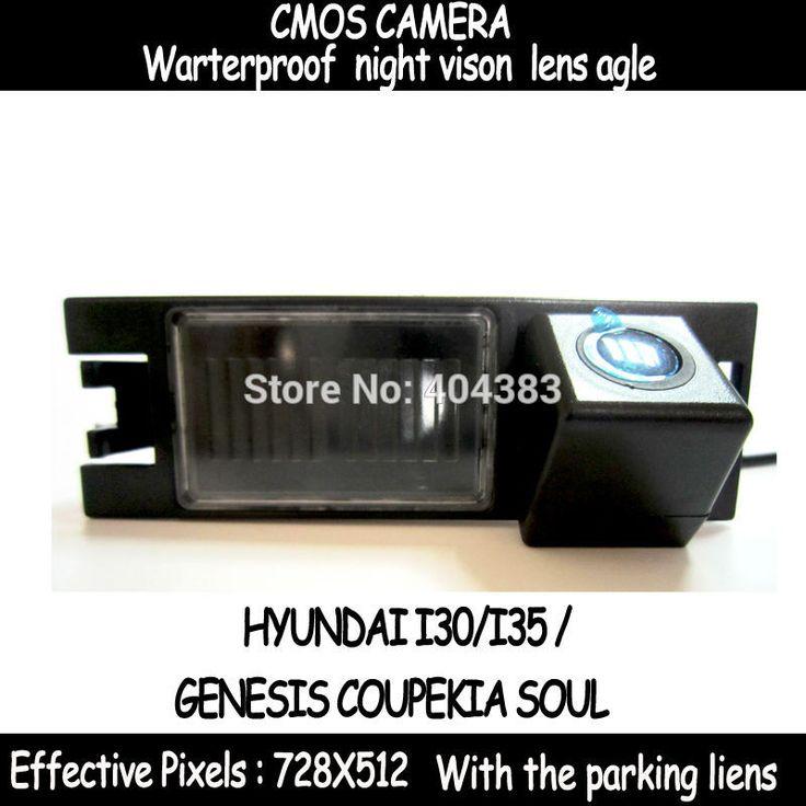 car style CMOS Car Reverse Camera Backup RearView Reversing Parking Kit Night Vision FOR HYUNDAI I30/I35 /GENESIS COUPE/KIA SOUL