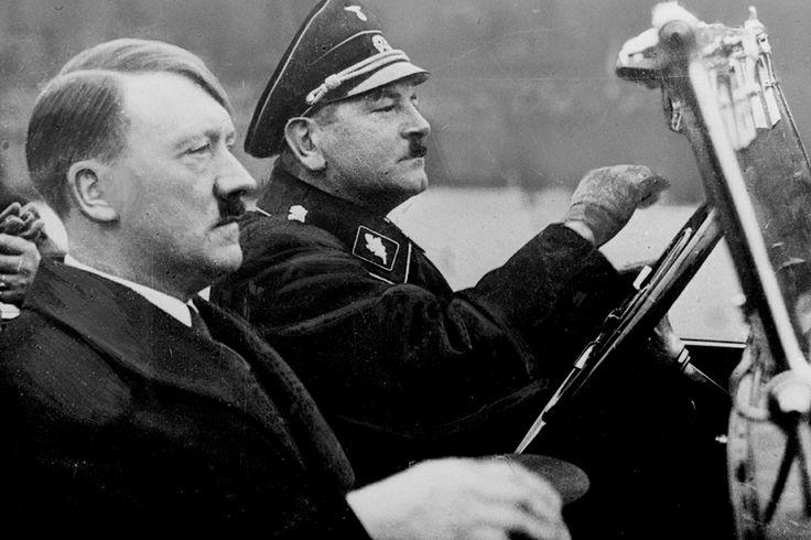 Hitler bombardeó ciudades germanas para hacer prácticas de tiro