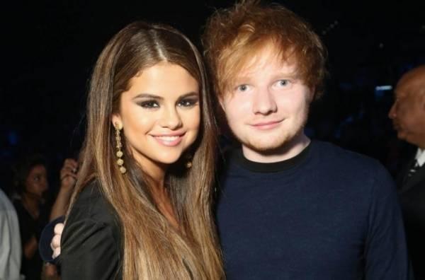 Rumeur : Selena Gomez et Ed Sheeran en couple ? >> http://myclap.tv/le-blog/entry/rumeur-selena-gomez-et-ed-sheeran-en-couple