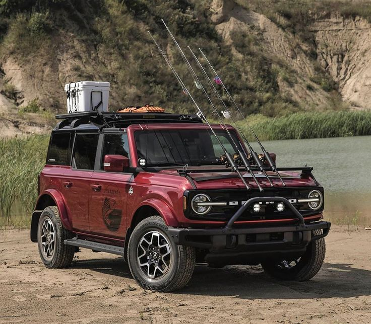 """New Ford Bronco on Instagram """"The first of what surely"""