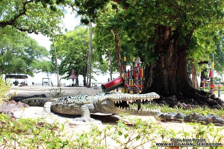 Pulau Ayer   Wisata Kepulauan Seribu Yang Terdekat Dari Jakarta