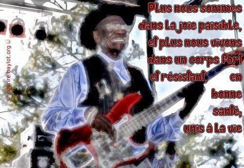 Être dans la joie paisible  #fr   #joie   #santé    http://frederic.baylot.org/post/13515-joie