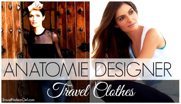 Anatomie Travel Clothes For Women: Functional Fashion