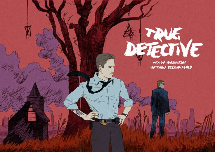 A True Detective tribute, this show is amazing.