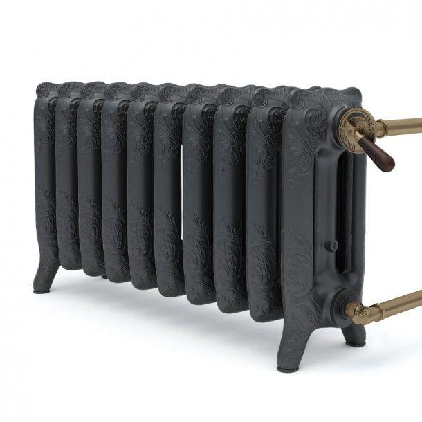 Konstancja 1 Retro Traditional Old Style Iron Radiator / Grzejnik retro Konstancja