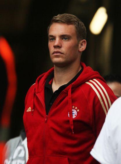 Manuel Neur, soccer star
