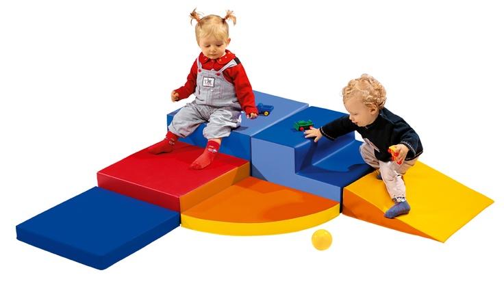 Corner Play Set  Soft Foam Cusions    #kidsplay