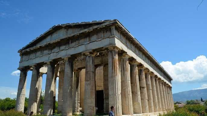 Athens Guided Tour Of Ancient Agora And Agora Museum Med Cruise