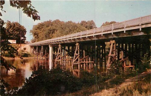 Berrien-Springs-Michigan-MI-U-S-31-Bridge-over-St-Joseph-River-PC-a7330