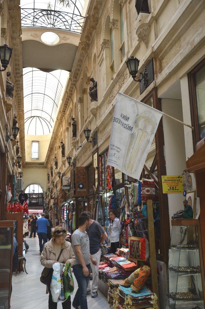 A long romantic weekend in Istanbul: the Beyoglu d…