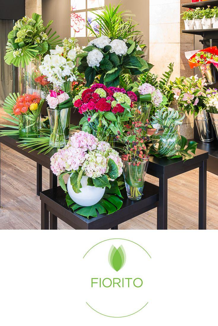 Uno splendido negozio #Fiorito! Scopri il negozio più vicino a te su www.fiorito.net! #Fiorito #fiori #negoziodifiori #bouquet #mazzodifiori #composizionifloreali #floreale