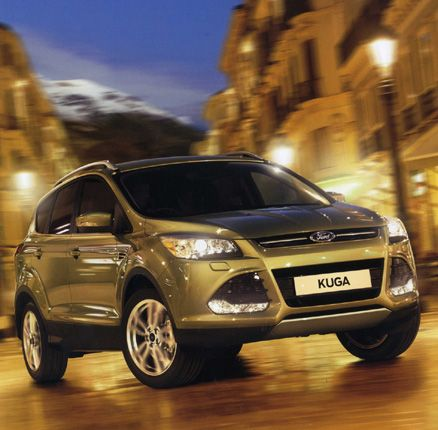Test Drive a New Ford Kuga http://www.fordautosas.it/auto/kuga