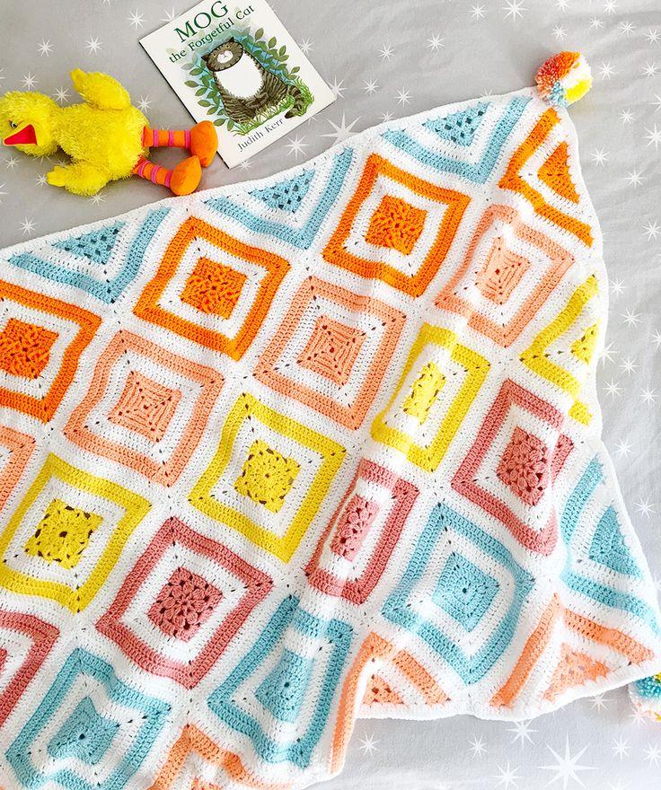 9 best Medium Crochet Projects images on Pinterest | Häkeln ...