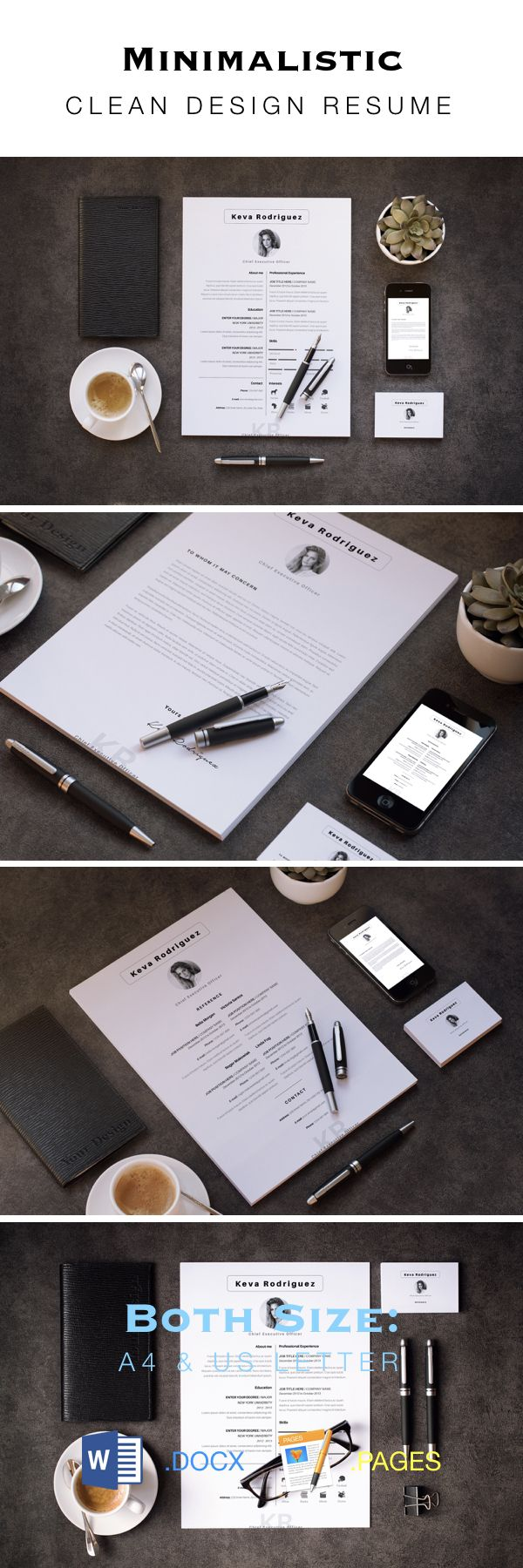231 best creative resume by cvdesign images on pinterest