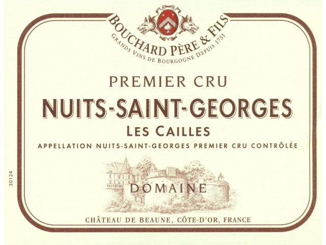 Bouchard Père & Fils Nuits-Saint-Georges 1er Cru Les Cailles