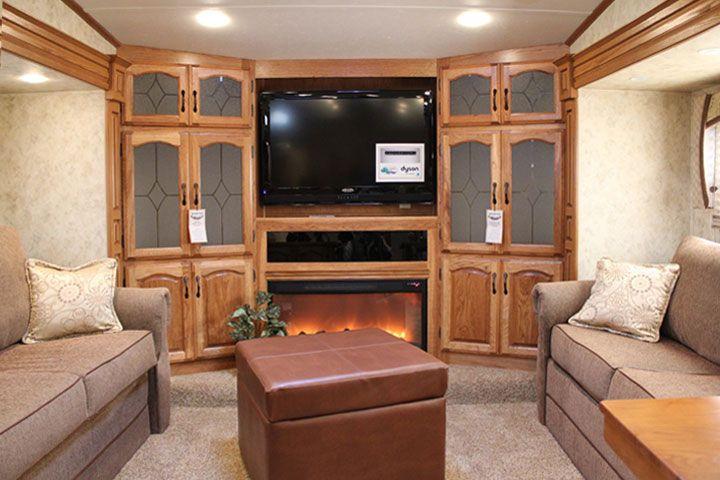Brookstone 5th Wheel Interior Rvs Pinterest