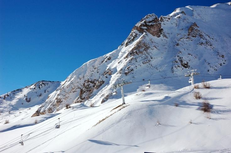 Passo del Tonale - Lo spettacolo sulla neve