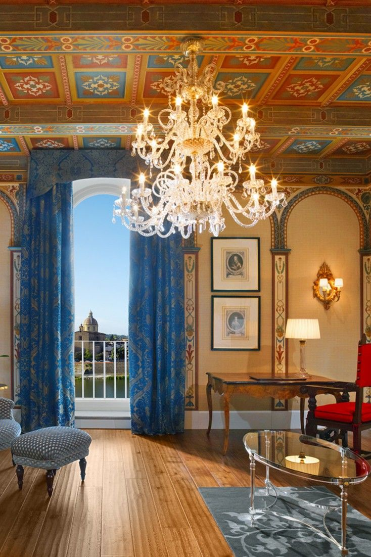 50 best st regis florence images on pinterest for Hotel design florence italie