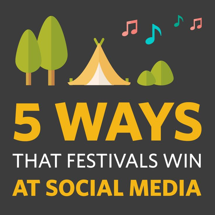 Summer is all about fun in the sun and music festivals. See how festival organisers are getting smart about the way they use social media | Cerebra blog