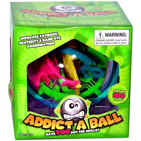 Addictaball kis ügyességi labdajáték - . kép