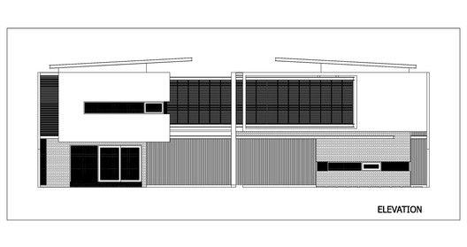 2628 Sister House,Elevation