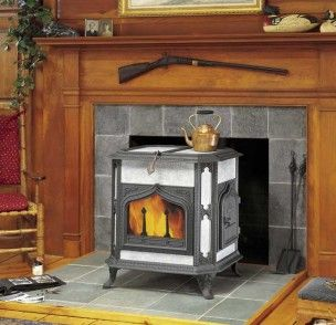 341 Best Images About Fireplaces And Stoves On Pinterest