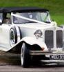 Wedding Car and Horse Drawn Carriage Hire in Leicestershire