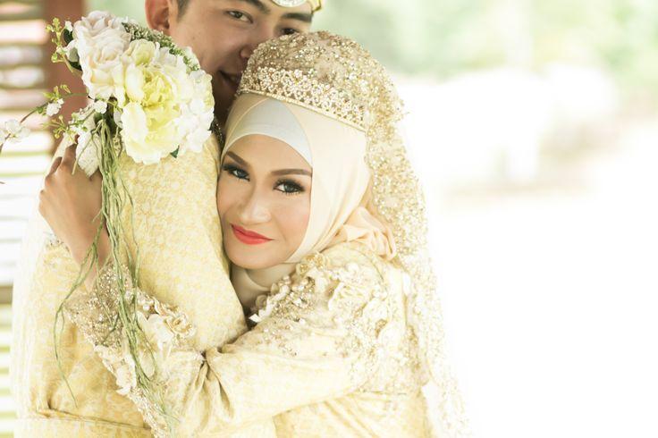 Afifah & Nazirul A Malay wedding