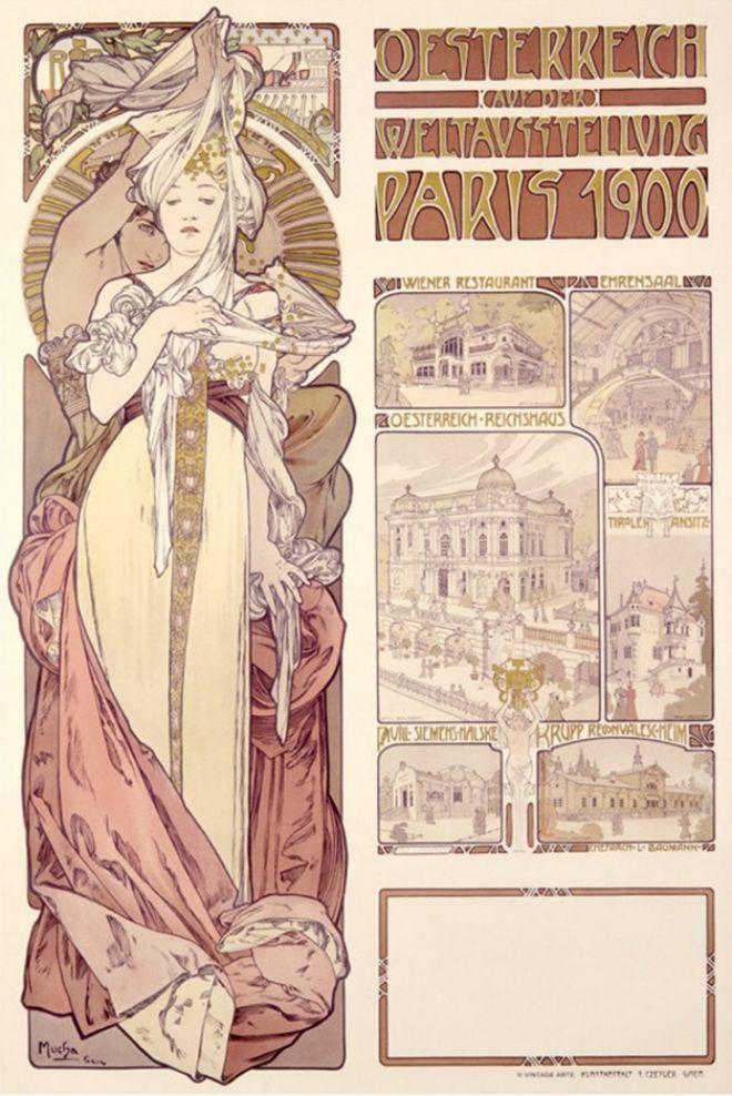 Osterreich, Paris (1900)